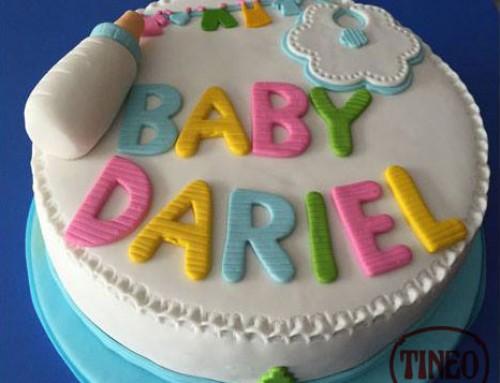 Torta Baby Shower 03