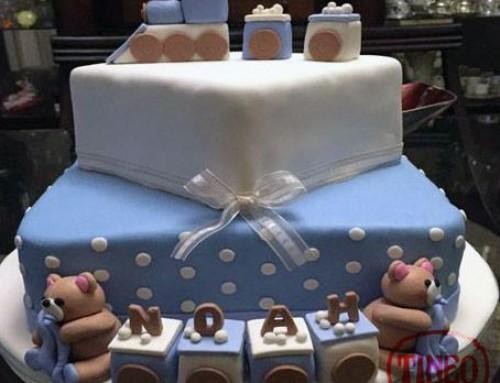 Torta Baby Shower 02