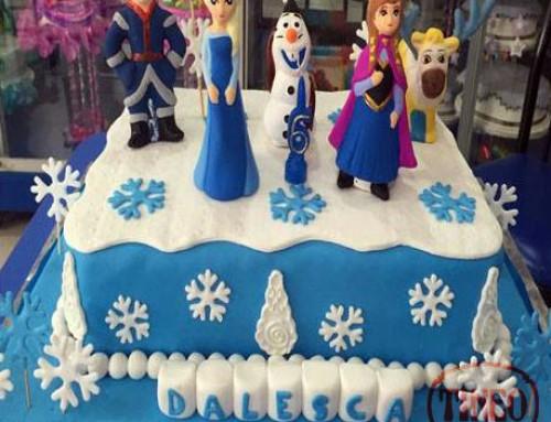 Torta cumpleaños infantil 05
